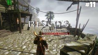 Risen 3: Titan Lords - Прохождение #11: Посвящение в Охотники на демонов