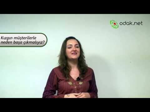 Müşteri Deneyiminde Mükemmellik-Eğitimden Kısa Bölümler