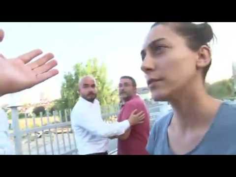 Beyaz Tv Muhabirinden Atalay Demirci\'ye Şok