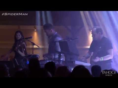 TASM 2: Hans Zimmer and the Magnificent Six, Live at NY 2014