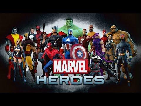 БЕСПЛАТНАЯ ИГРА MARVEL HEROES 2015 (Обзор)