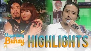 Magandang Buhay: Pepe Herrera shares that he remains in touch with Coco Martin