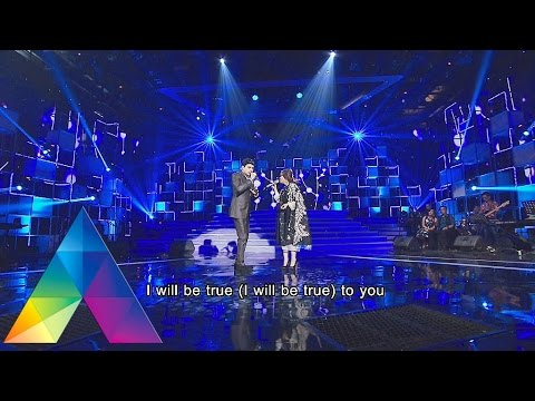 A NIGHT TO REMEMBER - Tetaplah Dihatiku Christian Bautista Feat Rossa (16/02/16)