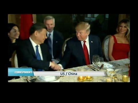 US China Visit