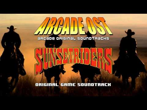 Sunset Riders - Gunfight At The Sunset Corral (Stage 1,5,8) (HD)