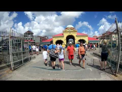 St Kitts Port Walk Through