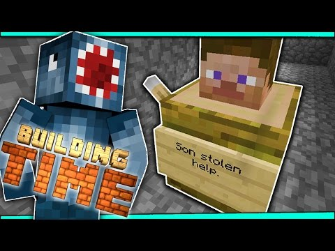Minecraft Xbox - ADVENTURE MAP! - Building Time! [#28]