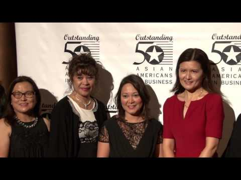 2017 Outstanding 50 Asian Americans in Business Award