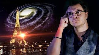 Et Si La Galaxie d'Andromède Percutait La Voie Lactée ? (En 360s)