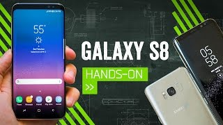 Samsung Galaxy S8 Hands On: The Infinity Phone by : MrMobile [Michael Fisher]
