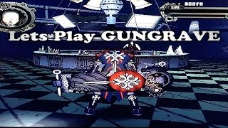 Lets Play original PS2 Japanese import of GUNGRAVE