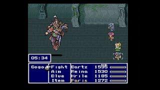 Final Fantasy V - stream 12