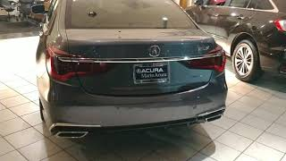 A quick walk around of the 2018 Acura RLX Advance AWD Hybrid. MS