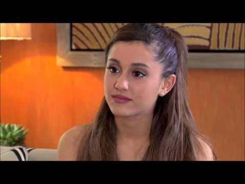 Sugapuff Meets Ariana Grande *INTERVIEW*