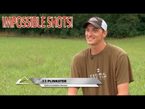 """22plinkster on """"Impossible Shots"""" TV Show"""