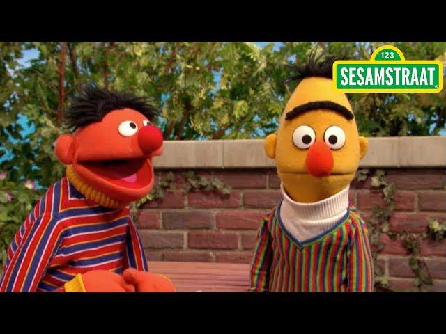 Waar zijn Berts paperclips? - Bert & Ernie - Sesamstraat