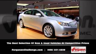 Norman Oklahoma Auto Dealership - Ferguson Buick GMC