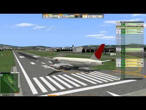ATC3 RJOO ES1 Extend1: ぼくは航空管制官3 大阪パラレルコンタクト ES1 Extend1