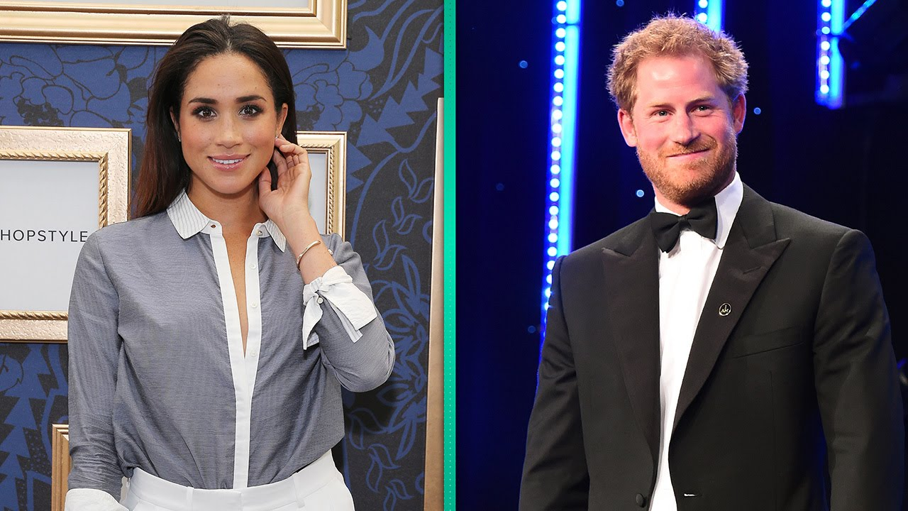 c05aafbb77 Meghan Markle and Prince Harry Arrive Together for Pippa Middleton s  Wedding Reception