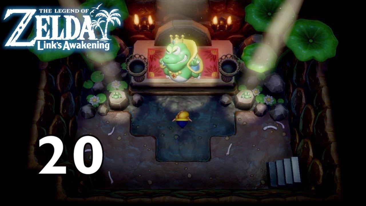 """Zelda: Link's Awakening ~ Part 20: """"Song of Soul"""""""