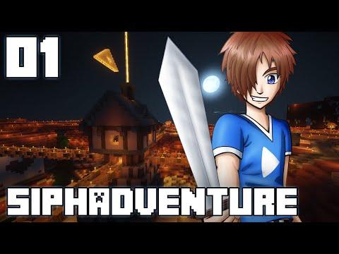 SiphAdventure : Série des Abonnés | 01 - Minecraft