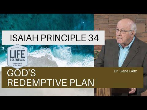 Isaiah #34: God's Redemptive Plan