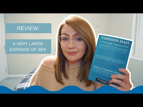BOOK REVIEW | a very large expanse of sea 🌊