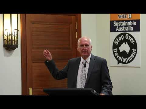 WATCH   Sustainable Australia candidates & economist slam Melbourne over-development