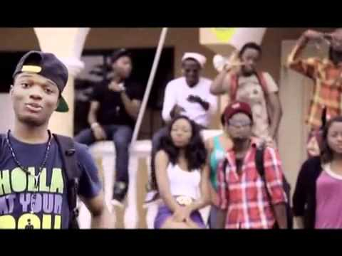 WIZKID - HOLLA AT YOUR BOY (THE OFFICIAL VIDEO).flv