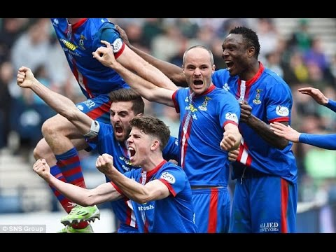 Inverness Caledonian Thistle FC | This Is Our Time | Season 2014/2015