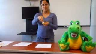 SCBH: Oral Health Curriculum (K to 2nd grade lessons)
