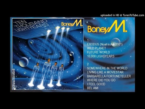 Boney M.: 10,000 Lightyears (Expanded Album, Vol. 1) [1984]