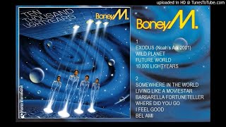 Boney M 10 000 Lightyears Expanded Album Vol 1 1984