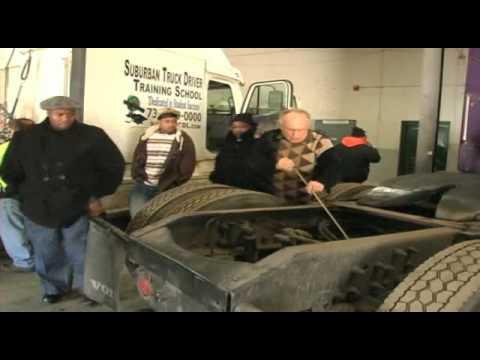 Suburban Truck Driver Training School Endless Opportunities