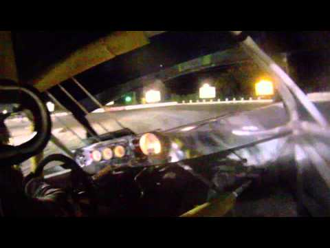 Dillon Smith IMCA Stock Car Feature 8-15-2014