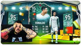 CRISTIANO RONALDO 95 MUTAFORMA! PACK OPENING FIFA 20