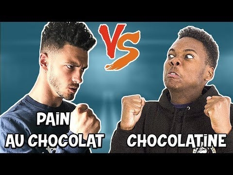 PAIN AU CHOCOLAT OU CHOCOLATINE ( FIN DU DÉBAT ) - LES PARODIE BROS