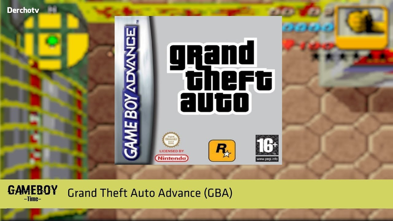 Gta 2 gameboy color - Gameboy Time Gta Advance Gba