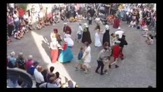 La Compagnia del Re Gnocco a Gromo Medievale!