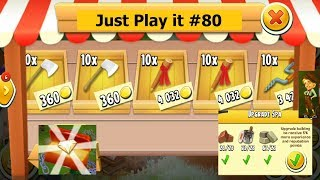 Just Play it #80 | Hay Day Game play