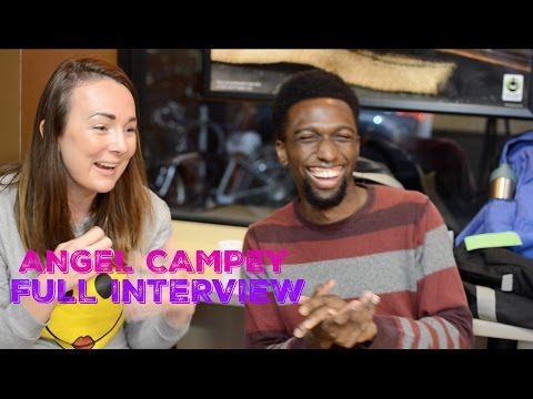 South African Comedian ANGEL CAMPEY | FULL INTERVIEW