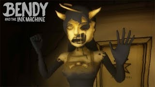 ТИХАЯ ГАЛЯ ► Bendy and the Ink Machine: Chapter Three #1