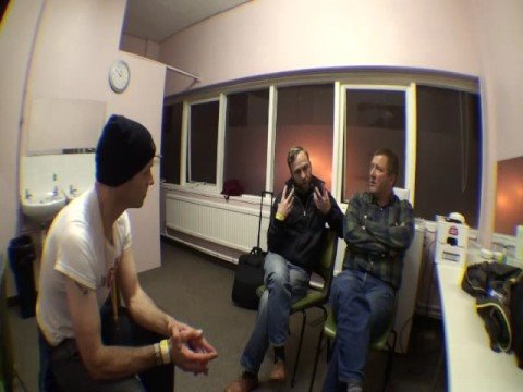 Interview with  Rocky & Diesel from X PRESS 2 pt 2