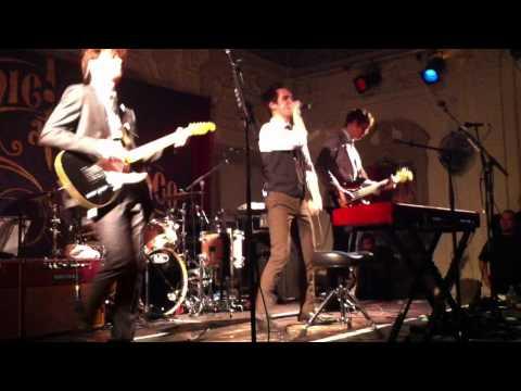 Camisado  Panic! At The Disco  Bush Hall  080211