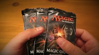 "ASMR Whisper: Magic the Gathering ""Origins"" Fat Pack"
