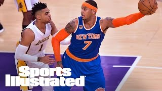 Why NY Knicks, LA Lakers Poor Performance Are NBA's Biggest Problem | SI NOW | Sports Illustrated