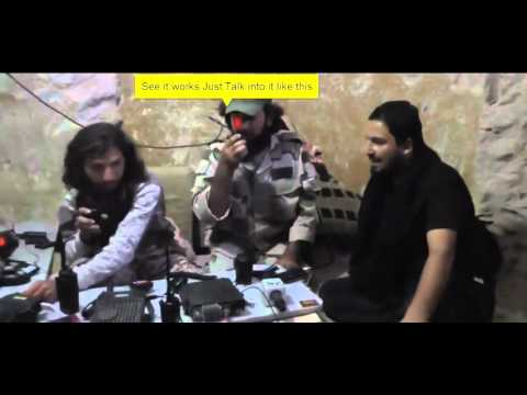 ISIS Communication Experts At Work
