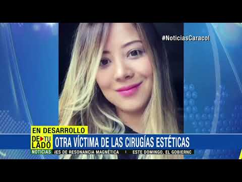 Otra Víctima De Cirugías Plásticas: Joven Muere En Medio De Una Lipoescultura
