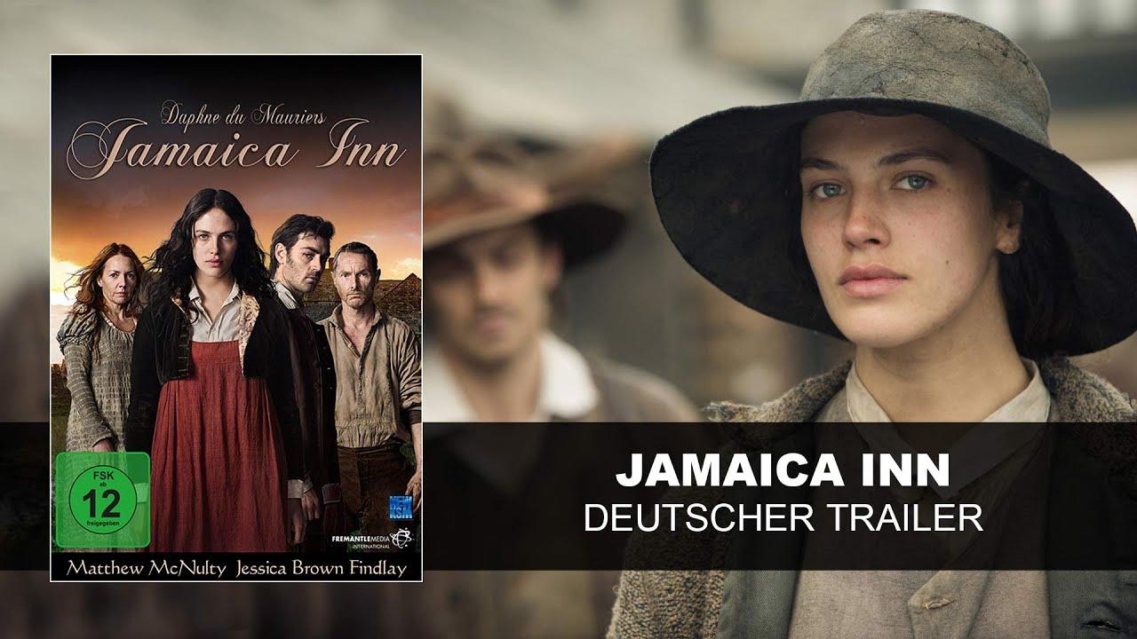 Jamaica Inn Deutscher Trailer Daphne Du Maurier Hd Ksm