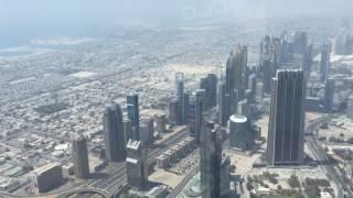 Trip to Dubai Part # 2 Vlog at the top of Burj khalifa - Desert Safari -Camel Ride -Belly Dance